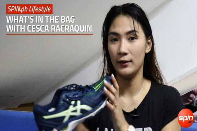 SPIN.ph Lifestyle: What's in the bag with Cesca Racraquin