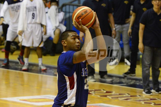 Aguilar, Desiderio star as University of the Philippines-QRS