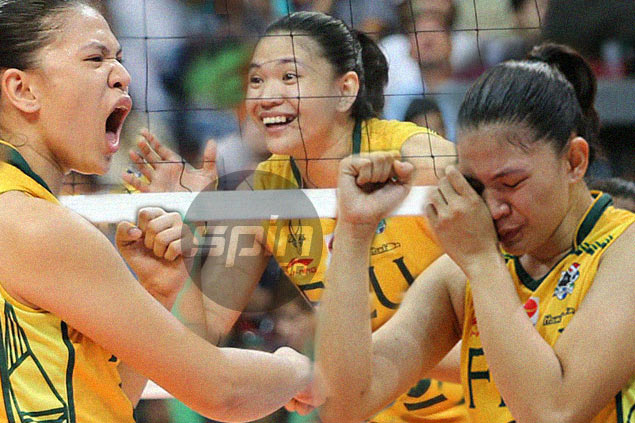 Remy Palma has embraced her role as skipper and spiritual leader of the Lady Tamaraws.