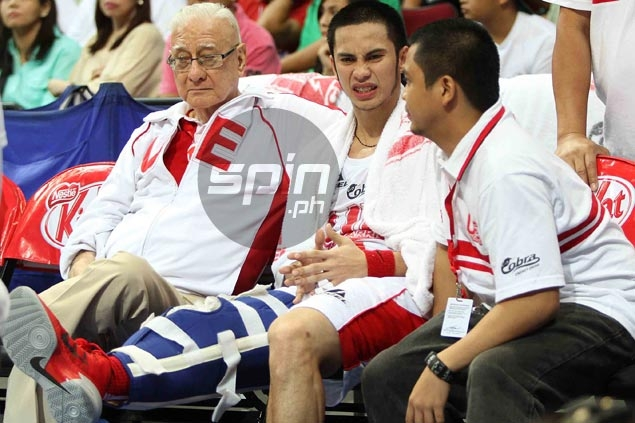 Former UE Red Warriors team manager Jess Tanchanco dies age 83