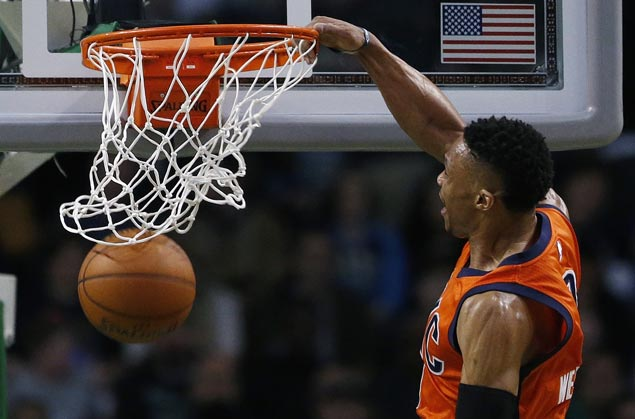 What's Wrong with the Oklahoma City Thunder?