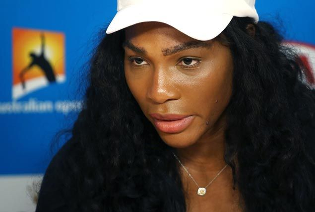 Oops! Serena Williams announced pregnancy earlier than planned due to Snapchat mistake
