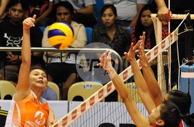 Well-rested Meralco spikers gun for V-League quarterfinal berth