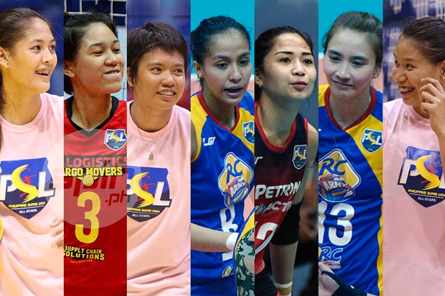 Mix of youth, skill, achievements prove why Daquis and Co. are headed to the FIVB world club tilt