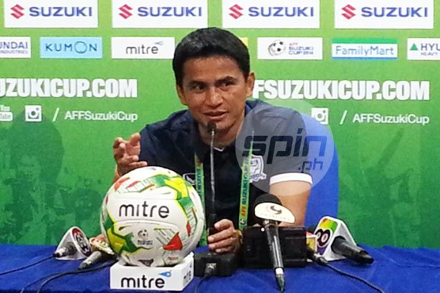 Thai coach braces for tough Azkals stand in first leg of Suzuki Cup semifinal in Manila