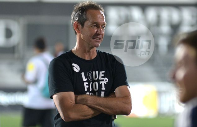Coach Dooley hopes Azkals learn from champion Germany's attractive, efficient football