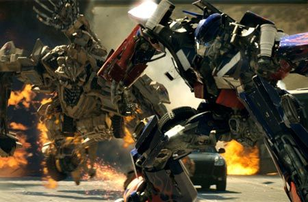 KIX will be showing the first three Transformers movies this December.