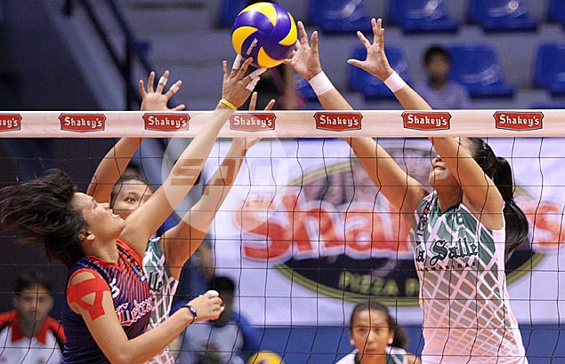 La Salle-Dasma spikers quick to make a mark