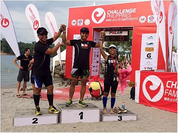 Challenge Philippines, Subic, 22 February 2014 | The Pros call it the toughest half distance in the world and I did it on my birthday. Best worst idea to celebrate!