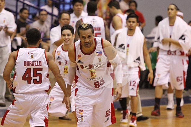 Major setback for ABL as champions San Miguel Beermen on the way out