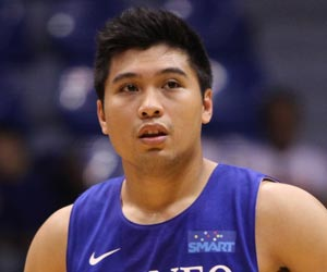 Juan Miguel Tiongson - Blackwater | Game Central | SPIN.PH