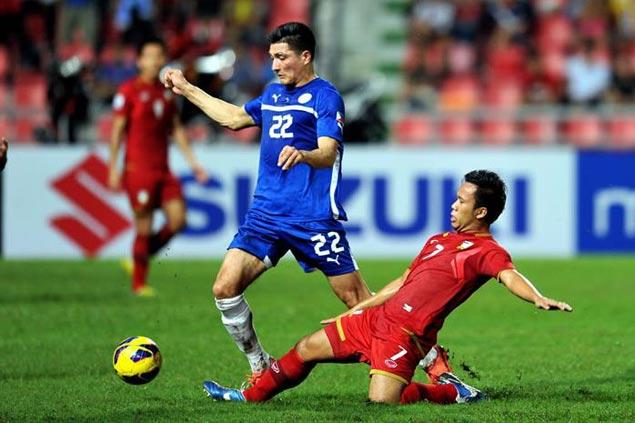 Azkals suffer first loss in Suzuki Cup after 3-1 beating at hands of host Vietnam