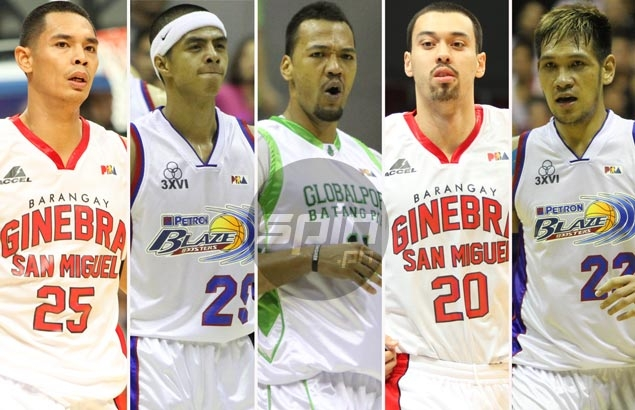 If there is no PBA rule limiting the Best Player of the Conference candidate to the Top Five in the statistical race, who do you think should win the award in the ongoing Philippine Cup?