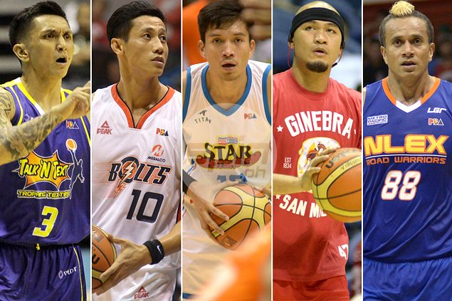 Among the former MVPs who will likely be shoo-ins to the '40 Greatest' list are Jimmy alapag, Danny Ildefonso, James Yap, Mark Caguioa, and Asi Taulava. Jerome Ascano