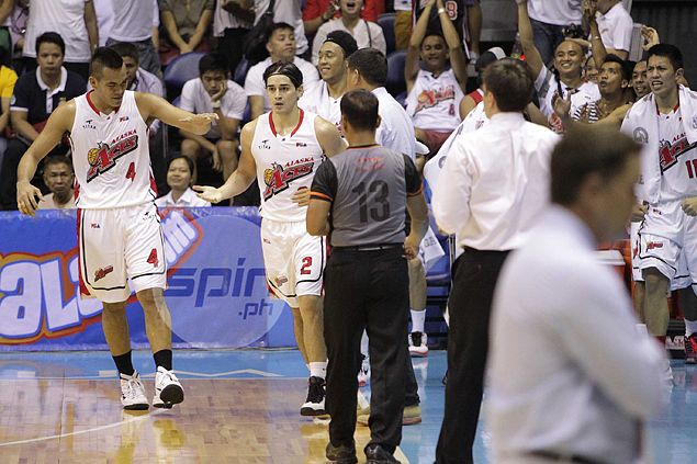 Is Alaska really the PBA's new never-say-die team? Let's go By The Numbers