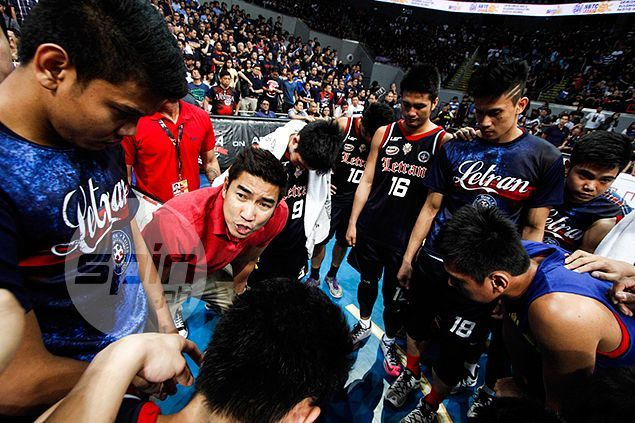Ayo says 'special bond' of 2015 Letran champion team remains strong to this day