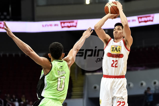 Star extends win streak to three games, finds depleted GlobalPort an easy prey