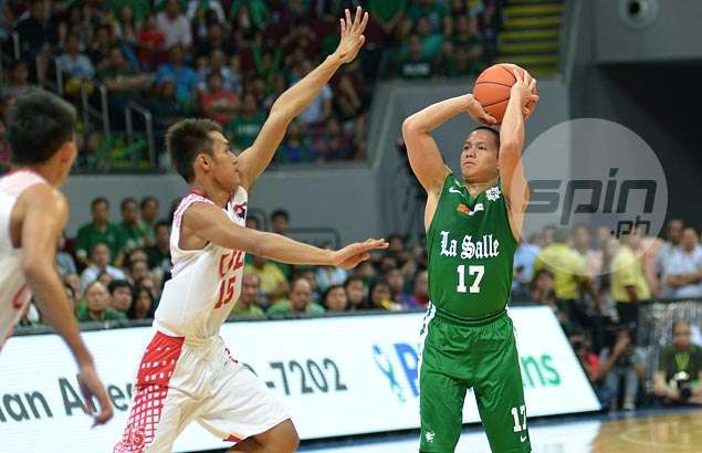 Misfiring Archer Almond Vosotros admits shooting woes starting to get in his head