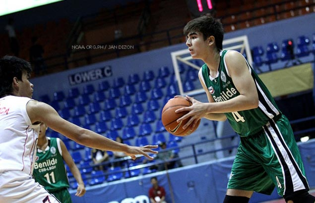 Like father, like son? UP shows interest in Andre Paras