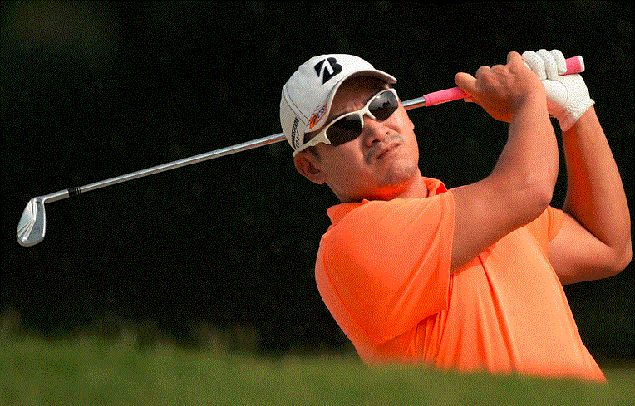 Angelo Que two strokes off pace entering final round of Japan Golf Tour event