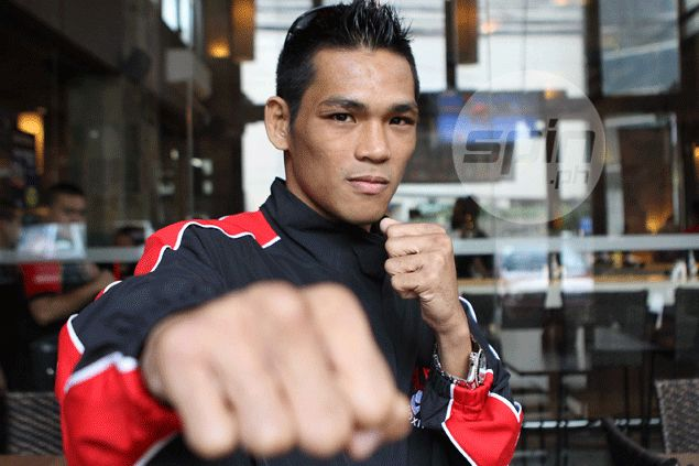 'King Arthur' Villanueva rolls the dice, takes on world champion Luis Nery