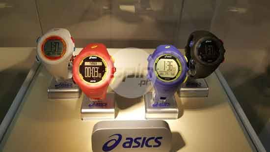 The ASICS AG01 GPS Watches will give pricier competitors a run for their money