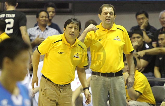 Coach says impressive Barako the result of good luck and hard work