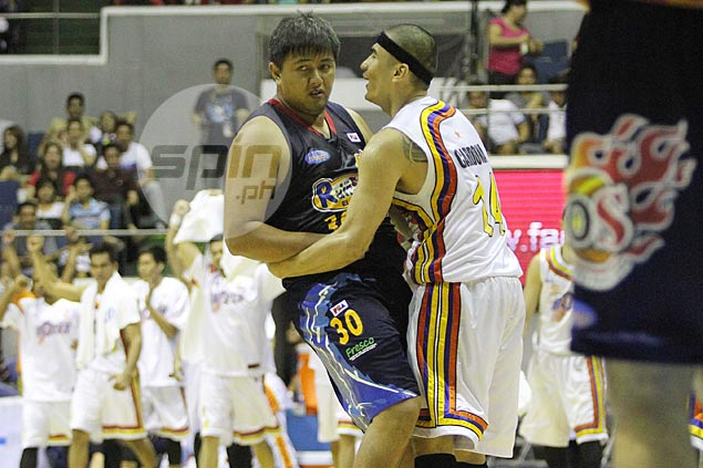 Rookie PBA ref banned for rest of conference for Cardona blunder