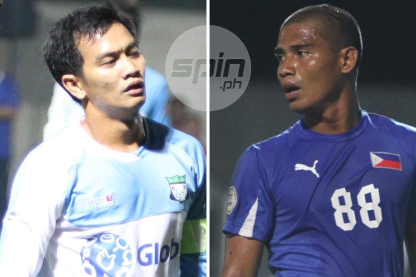 Homegrown Azkals Chieffy Caligdong, Sacapano stunned by Weiss departure
