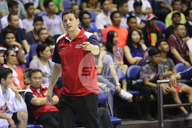 Caloy Garcia ready to step out of Yeng Guiao shadow in new era for Rain or Shine