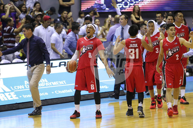 Calvin Abueva gets inside track on Best Player of Conference trophy as rivals fall by wayside