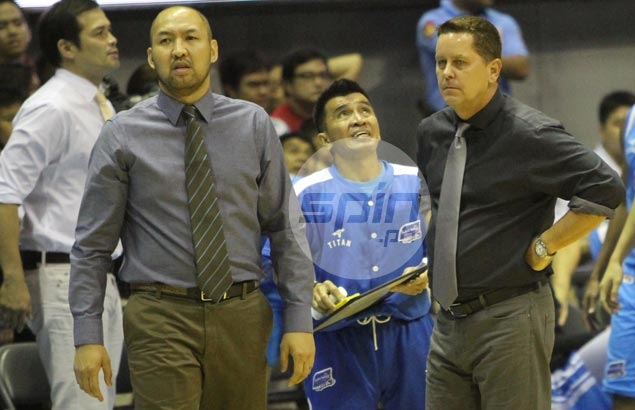 Ahead of first duel against Cone and San Mig, Ginebra coach Cariaso plots fall of 'giant among PBA giants'