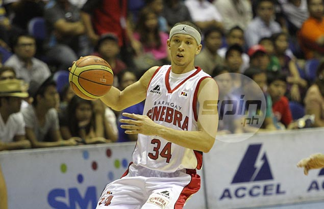 Leaving Ginebra would've been a nightmare for me, says relieved Ellis