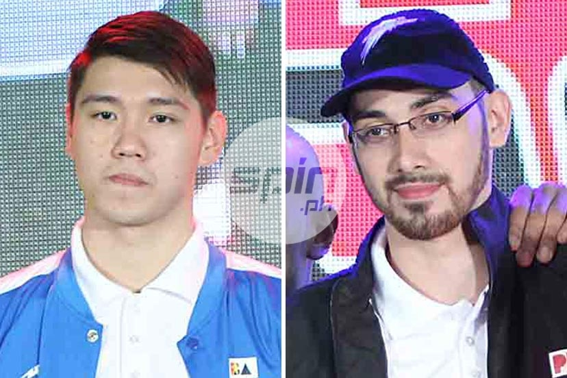 Justin Chua and Isaac Holstein swapped places just two days after the