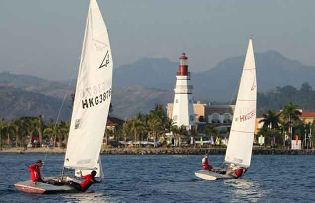 Jelik and Selma set to fight for top honors in 8th Commodores' Cup Regatta