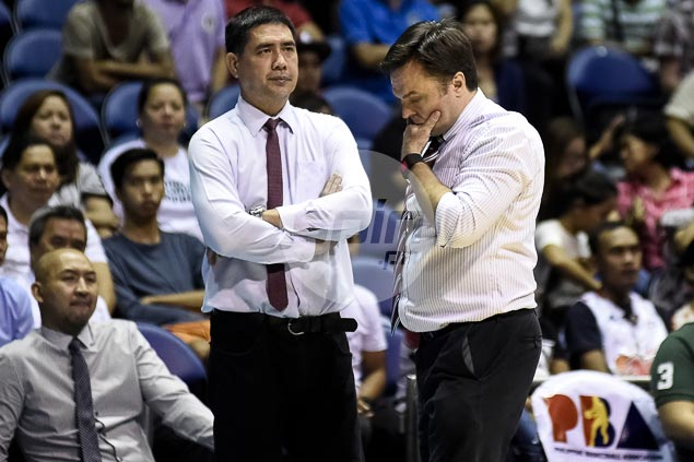 Louie Alas being lured by GlobalPort owner to be next coach, says source