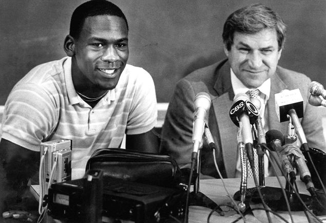 Dean Smith coached the likes of Michael Jordan and James Worthy and influenced the game and how it is played in ways that are unrivaled. AP