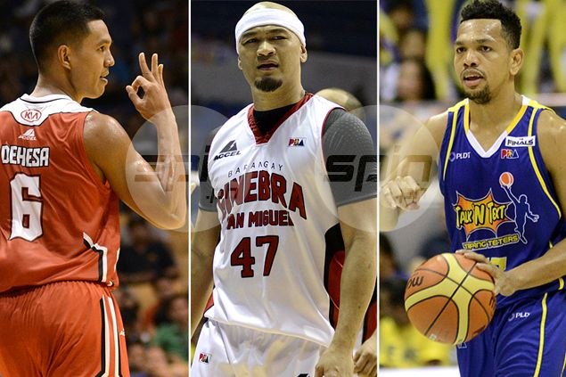 Here are final 16 PBA scenarios in battle for last PBA playoff berth, Top 4 spot