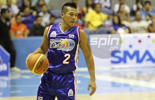 Denok Miranda says Barako Bull's team of mostly veteran players is out
