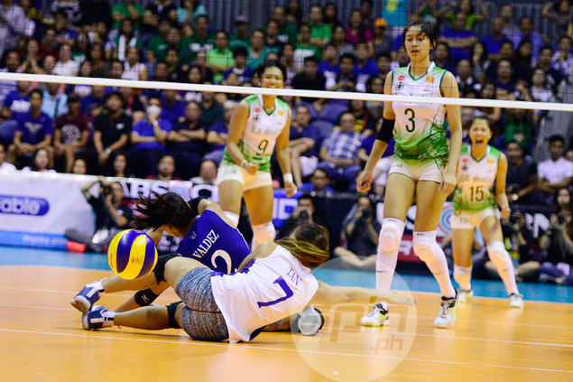 Blockers like Mika Reyes give La Salle the edge over Ateneo, say veteran coaches