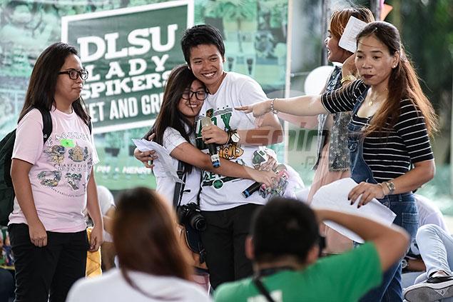 Kim Fajardo to make decision soon amid growing clamor for her return to La Salle