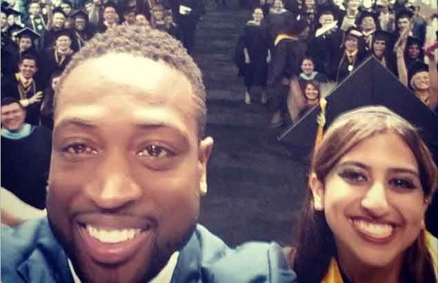 Dwyane Wade makes teen's dream come true with surprise