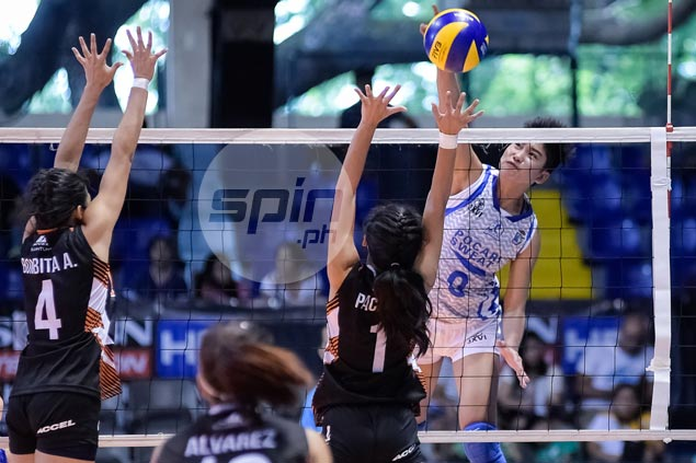 Pocari Sweat slams door on Iriga to stay unbeaten in Shakey's V-League