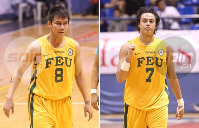 Hope for Tamaraws as RR Garcia, Romeo find way to co-exist under