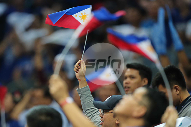 As Olympic dream falls apart, fans stick with Gilas down to the bitter end: GALLERY