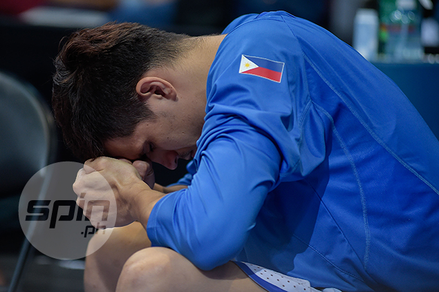 Emotional scenes inside MOA Arena for Gilas, fans after woeful loss to New Zealand