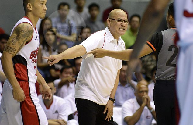 Undermanned Ginebra looking to pounce on woeful Blackwater in Dipolog City