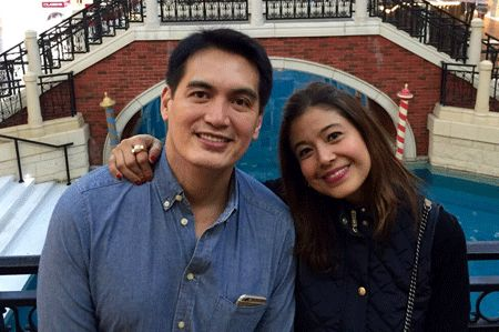 Odette Pumaren says he has always believed in Franz's ability to bring the best out of people.