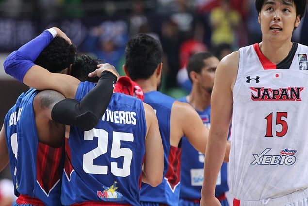 Tickets for Gilas Pilipinas away game against Japan sold out, say organizers