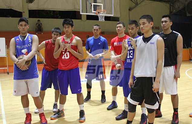 The Gilas Pilipinas team of Chot Reyes is coming off a sixth-place